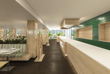 Buffet Restaurant- Renoviert im 2020 AluaSoul Palma (Nur Für Erwachsene) Hotel Cala Estancia, Mallorca