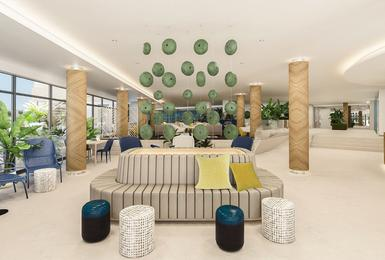 Innere- Renoviert im 2020 AluaSoul Palma (Nur Für Erwachsene) Hotel Cala Estancia, Mallorca
