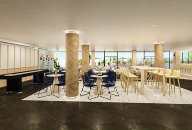 Gemeinschaftsräume- Renoviert im 2020 AluaSoul Palma (Nur Für Erwachsene) Hotel Cala Estancia, Mallorca