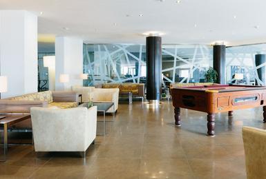 Lobby AluaSoul Palma (Nur Für Erwachsene) Hotel Cala Estancia, Mallorca