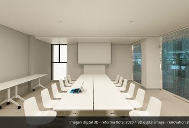 Konferenzraum- Renoviert im 2020 AluaSoul Palma (Nur Für Erwachsene) Hotel Cala Estancia, Mallorca